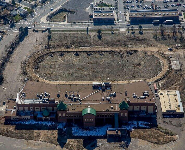 3-Mile-High-Greyhound-Park-Demolition-Progress-Denver-Aerial-Photography