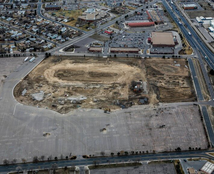 10-Mile-High-Greyhound-Park-Demolition-Progress-Denver-Aerial-Photography