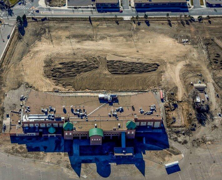 4-Mile-High-Greyhound-Park-Demolition-Progress-Denver-Aerial-Photography