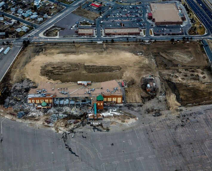5-Mile-High-Greyhound-Park-Demolition-Progress-Denver-Aerial-Photography