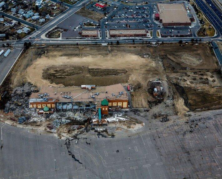5-Mile-High-Greyhound-Park-Demolition-Progress-Denver-Aerial-Photography