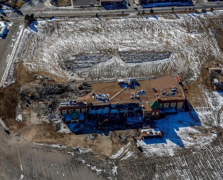 6-Mile-High-Greyhound-Park-Demolition-Progress-Denver-Aerial-Photography