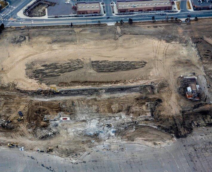 8-Mile-High-Greyhound-Park-Demolition-Progress-Denver-Aerial-Photography
