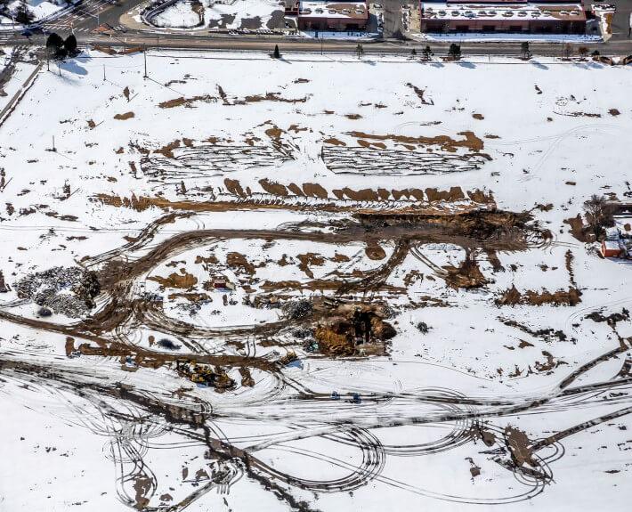 9-Mile-High-Greyhound-Park-Demolition-Progress-Denver-Aerial-Photography