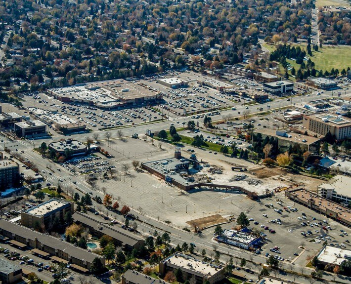 Denver-Aerial-Photography-Target-Hampden-Denver-Construction-Progress